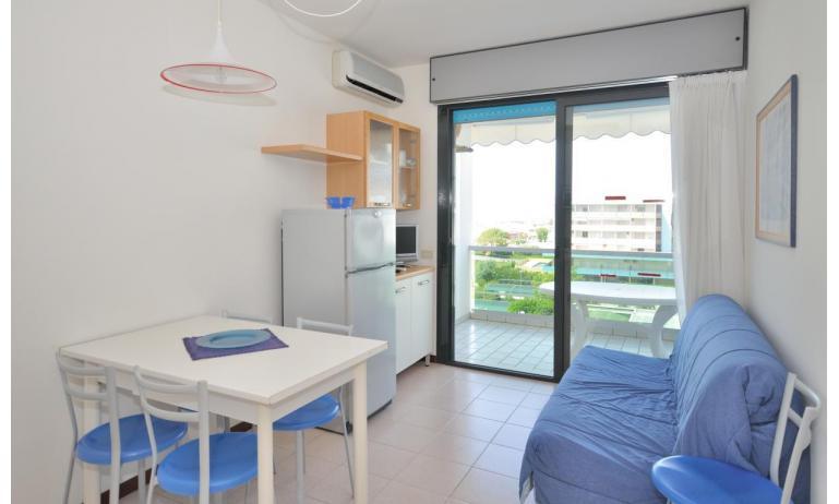 residence LUXOR: B5/S - soggiorno (esempio)