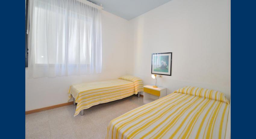 C5 - chambre avec deux lits (exemple)