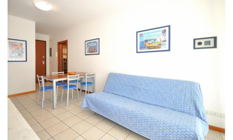 appartamenti MARA: C6/1 - soggiorno (esempio)