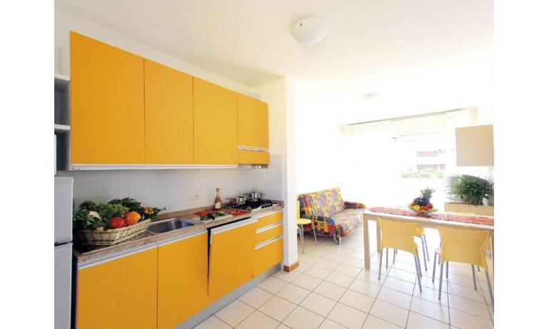appartamenti MARA: C6 - angolo cottura (esempio)