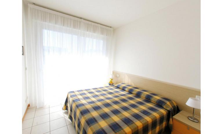 appartamenti MARA: C6 - camera matrimoniale (esempio)