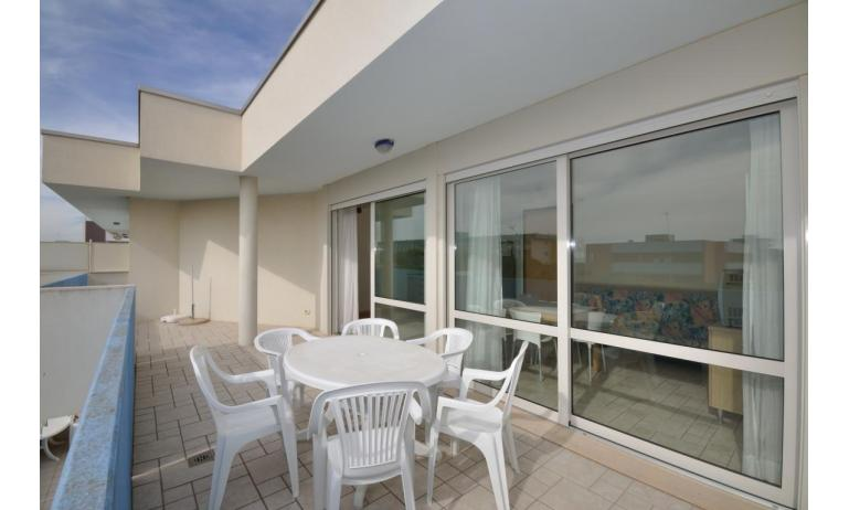 appartamenti MARA: C6/A - terrazzo (esempio)