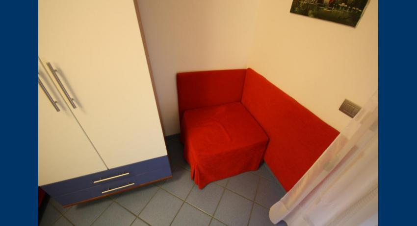 A3/M - armchair bed (example)