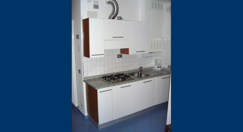 A4 - kitchenette (example)