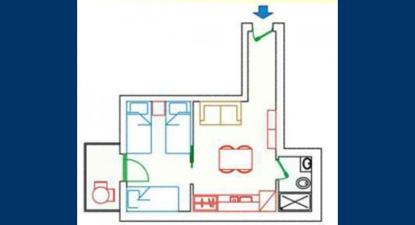 A4 - planimetria