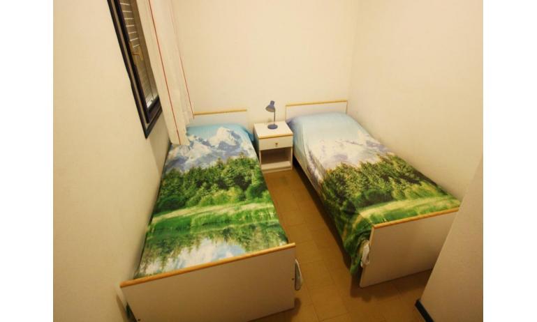appartamenti CORMORAN: C6 - camera doppia (esempio)