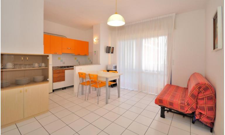 appartamenti CORMORAN: C6 - zona giorno (esempio)
