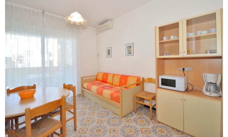 appartamenti CORMORAN: C6 - soggiorno (esempio)