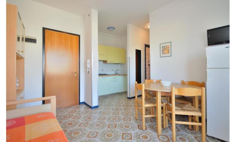 appartamenti CORMORAN: C6 - angolo cottura (esempio)