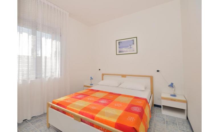 appartamenti CORMORAN: C6 - camera matrimoniale (esempio)