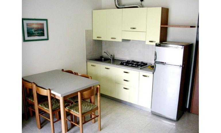 appartamenti MILLENIUM: B4 - angolo cottura (esempio)