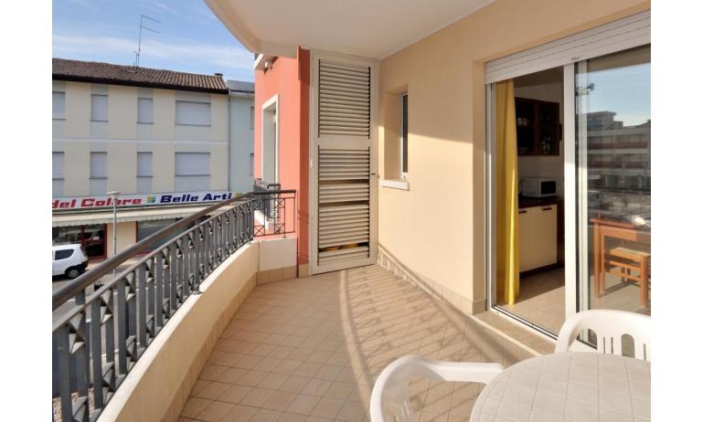 appartamenti MILLENIUM: B4 - balcone (esempio)