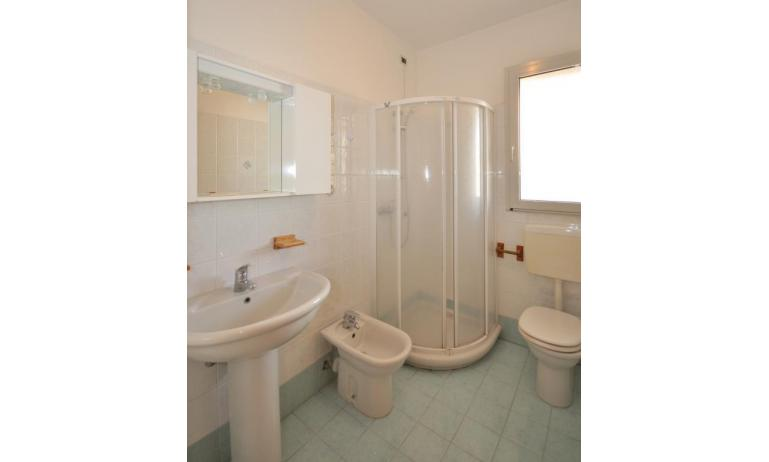 appartamenti MILLENIUM: B5 - bagno (esempio)