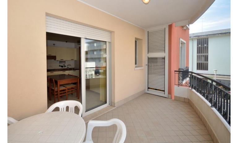 appartamenti MILLENIUM: B5 - balcone (esempio)