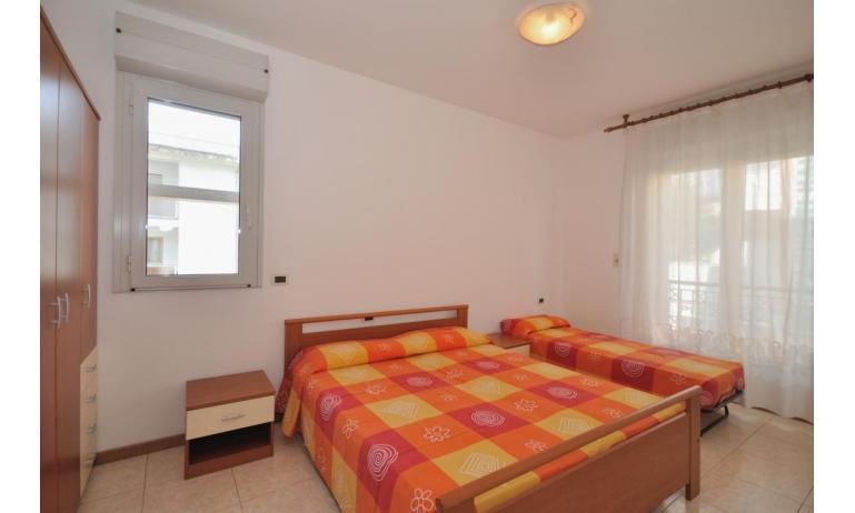 appartamenti MILLENIUM: B5 - camera tripla (esempio)