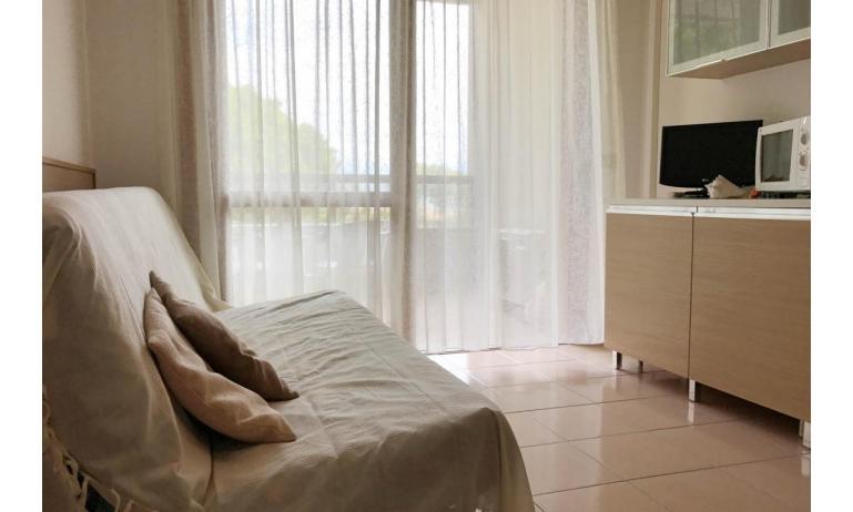 appartamenti TORCELLO: B4 - divano letto doppio (esempio)