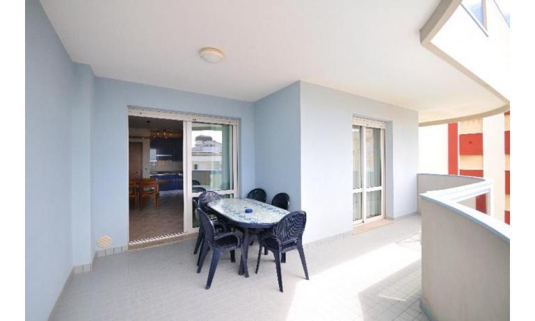residence EUROSTAR: B5 - balcone (esempio)