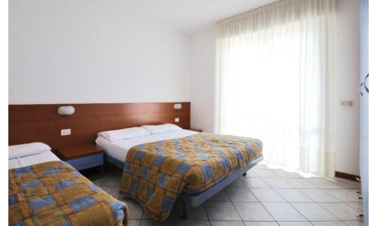 residence EUROSTAR: C7 - camera tripla (esempio)