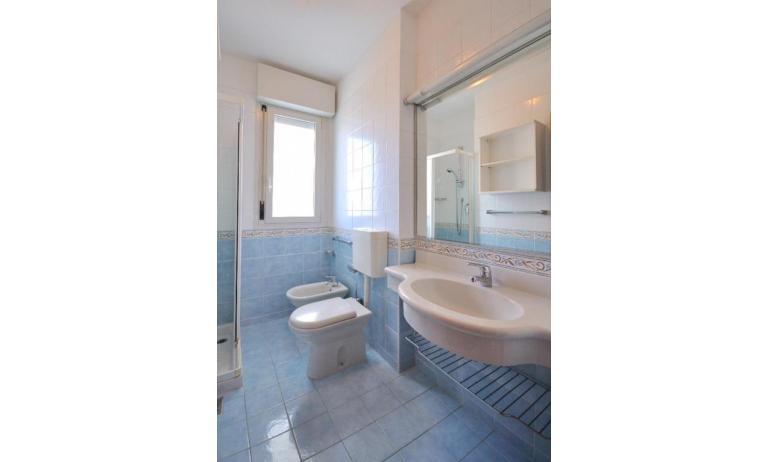 residence EUROSTAR: C7 - bagno con box doccia (esempio)