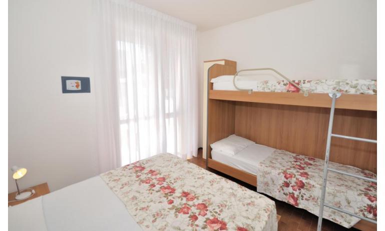appartamenti CAVALLINO: B6 - camera quadrupla (esempio)