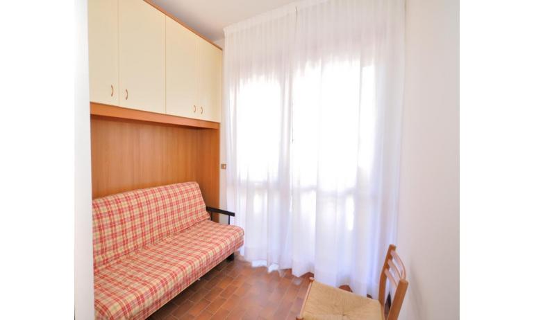 appartamenti CAVALLINO: C6 - camera con letto a castello (esempio)