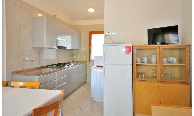 appartamenti DELFINO: C6 - soggiorno (esempio)