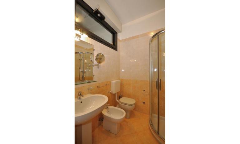 residence LUXOR: B5+ - bagno con box doccia (esempio)