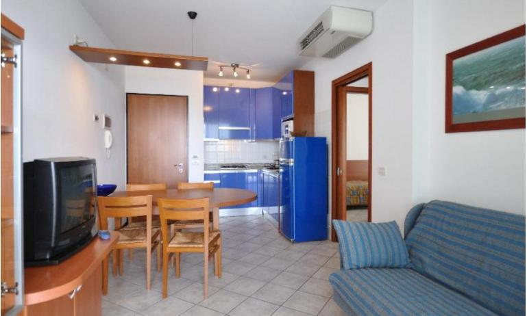 residence EUROSTAR: C7A - soggiorno (esempio)