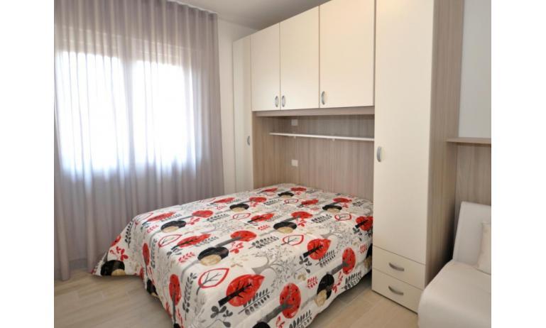 appartamenti RESIDENCE VIVALDI: C6T - camera matrimoniale (esempio)