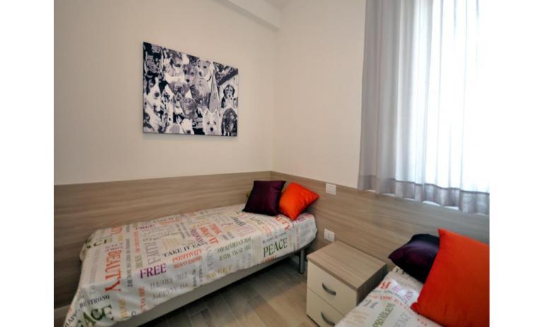 appartamenti RESIDENCE VIVALDI: C6T - camera doppia (esempio)