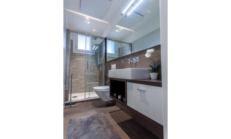 appartamenti RESIDENCE VIVALDI: C6T - bagno (esempio)