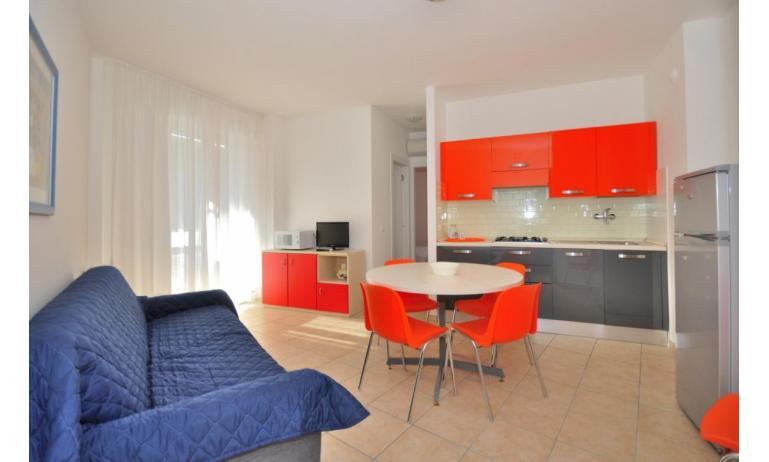 appartamenti STELLA: C6/1 - zona giorno