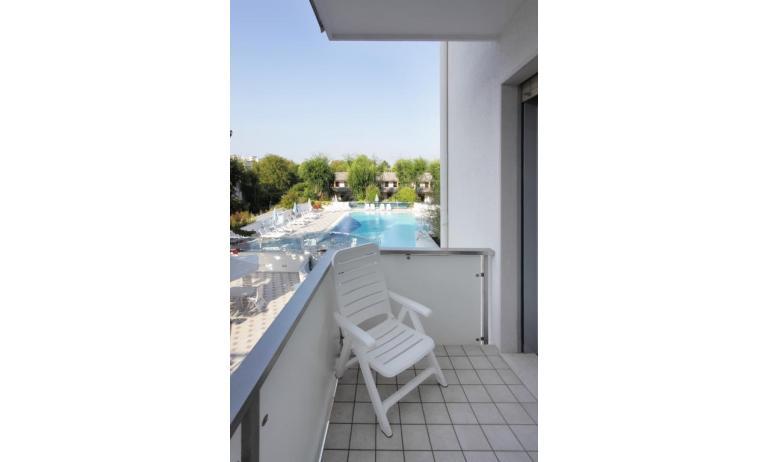 hotel FIRENZE: standard - balcone con vista (esempio)