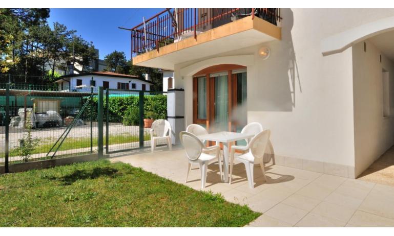 appartamenti DELFINO: B5 - terrazzo (esempio)