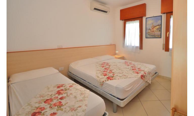 appartamenti DELFINO: B5 - camera tripla (esempio)