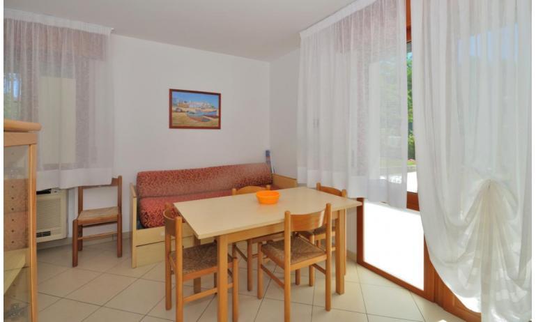 appartamenti DELFINO: B5 - soggiorno (esempio)