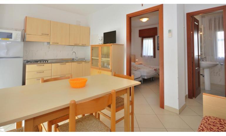 appartamenti DELFINO: B5 - angolo cottura (esempio)