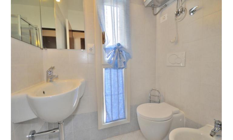 Residence SPORTING: C6+ - Badezimmer (Beispiel)