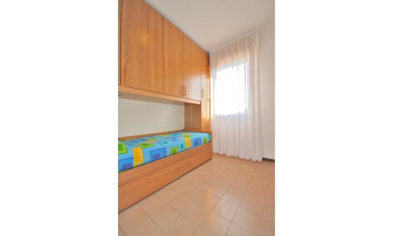 Residence SPORTING: C6+ - Zweibettzimmer (Beispiel)