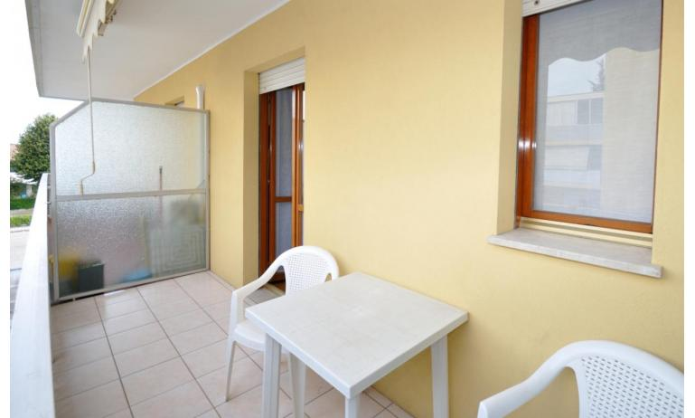 résidence VALBELLA: B4 - balcon (exemple)