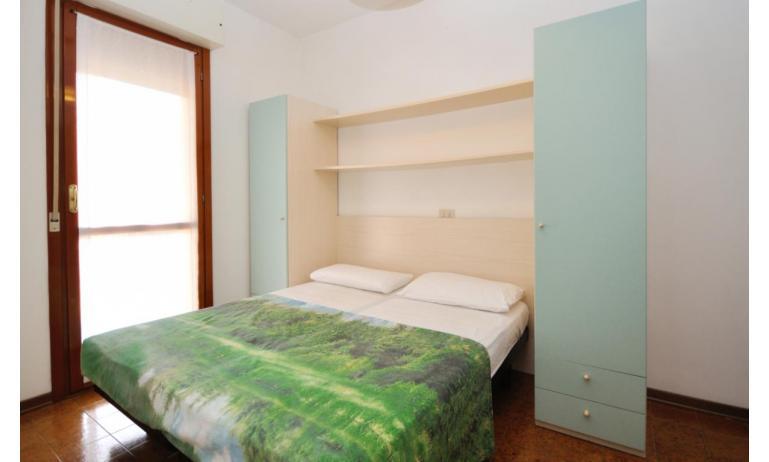 résidence VALBELLA: B4 - chambre à coucher double (exemple)