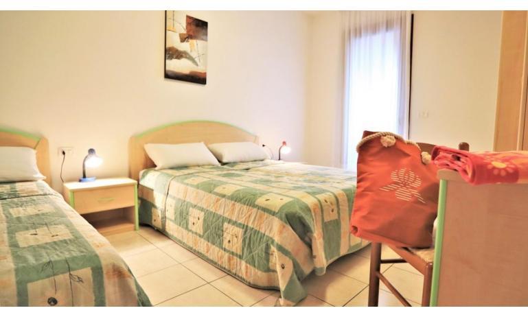 residence LEOPARDI-GEMINI: B5/0 - 3-beds room (example)