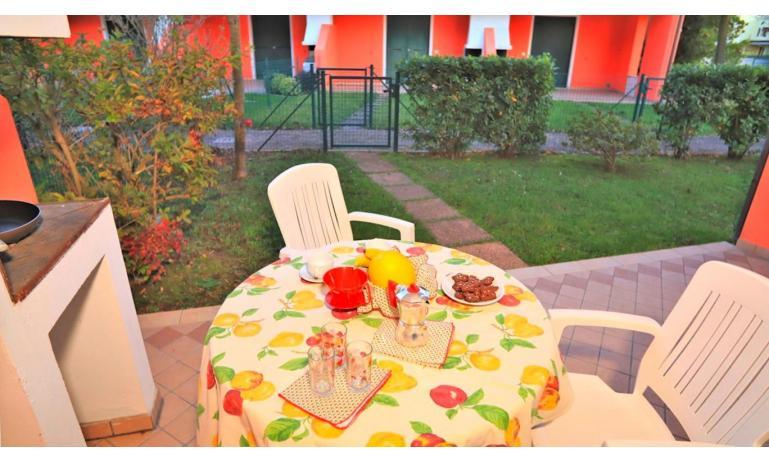 residence LEOPARDI-GEMINI: B5/0 - garden (example)
