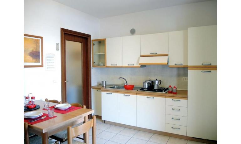 residence LEOPARDI-GEMINI: B5/2 - kitchenette (example)