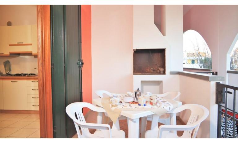 residence LEOPARDI-GEMINI: B5/2 - balcony (example)