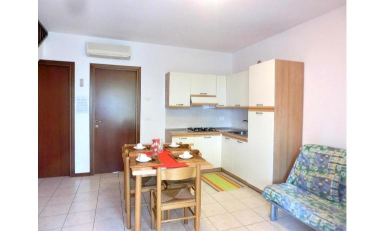 residence LEOPARDI-GEMINI: D9 - kitchenette (example)