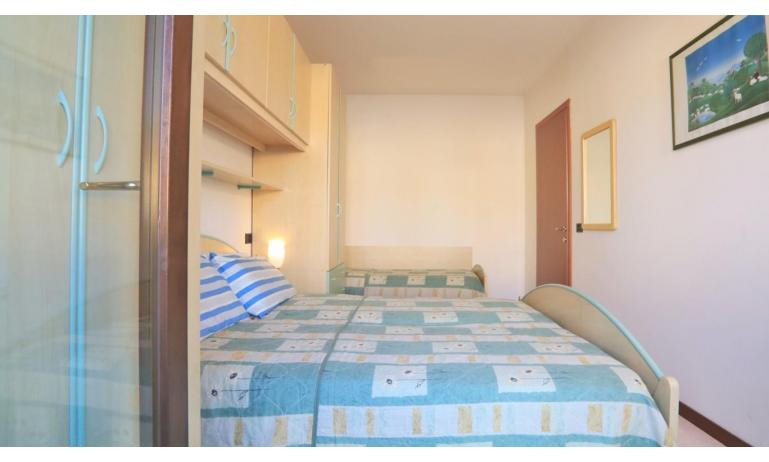 résidence LIA: B5/0 - chambre à coucher (exemple)