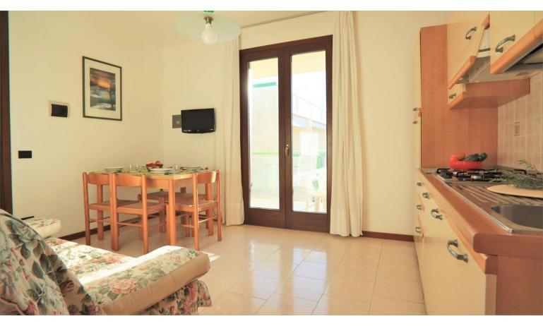 résidence LIA: B5/0 - salon (exemple)