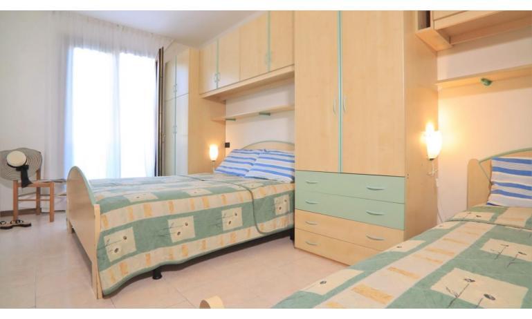résidence LIA: B5/1 - chambre à 3 lits (exemple)