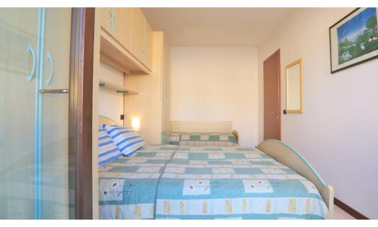 résidence LIA: B5/2 - chambre à coucher (exemple)